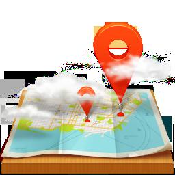 prikaz na karti