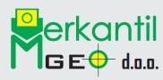 Geodetske storitve Merkantil geo d.o.o.